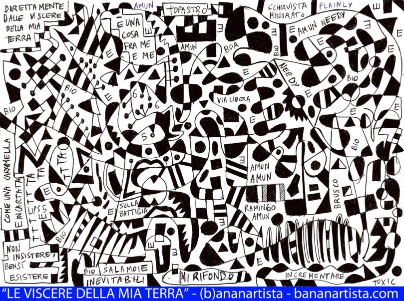 """BELLY LAND"" - (b)ananartista orgasmo SBUFF - www.bananartista.com"