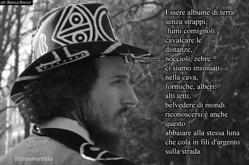 """BELVEDERE 01 poesia"" - (bananartista sbuff 2014"