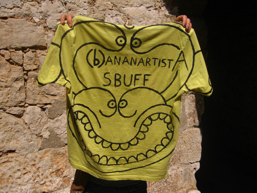 Art Photography and visual poem by (b)ananartista sbuff www.bananartista.com
