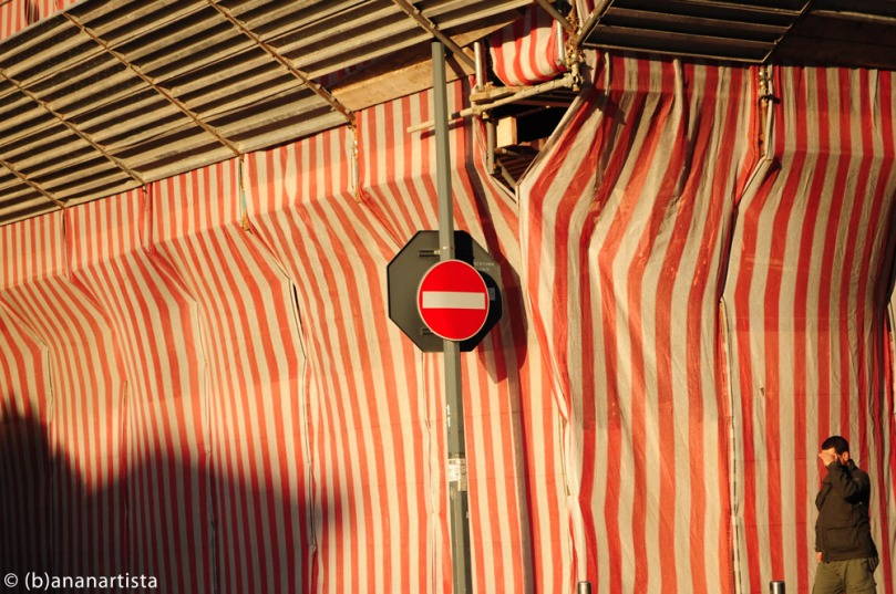 NO ENTRY SIGN photography by (b)ananartista sbuff © 2015 all rights reserved