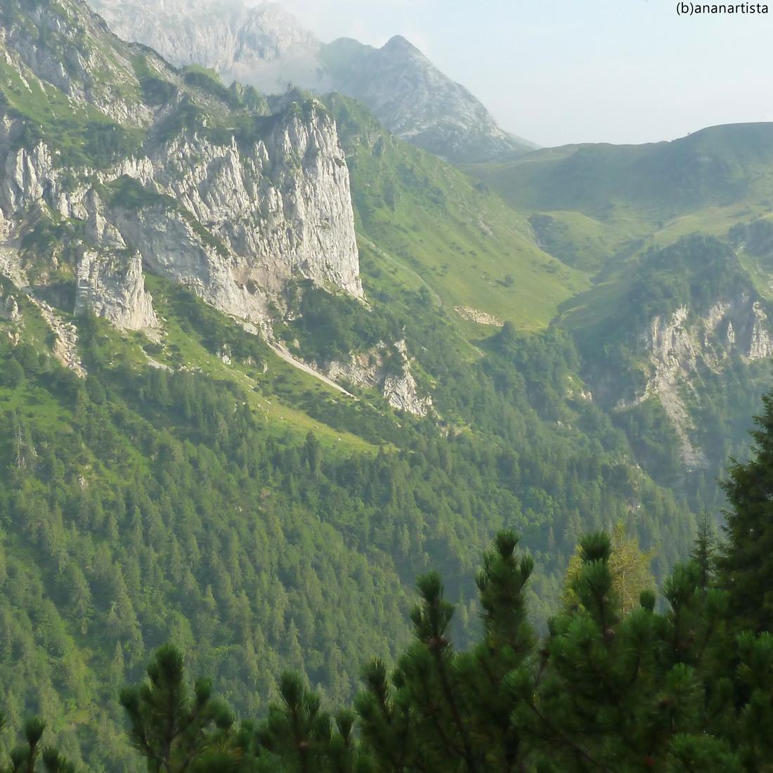 Landschaft: landscape in the alps by (b)ananartista sbuff