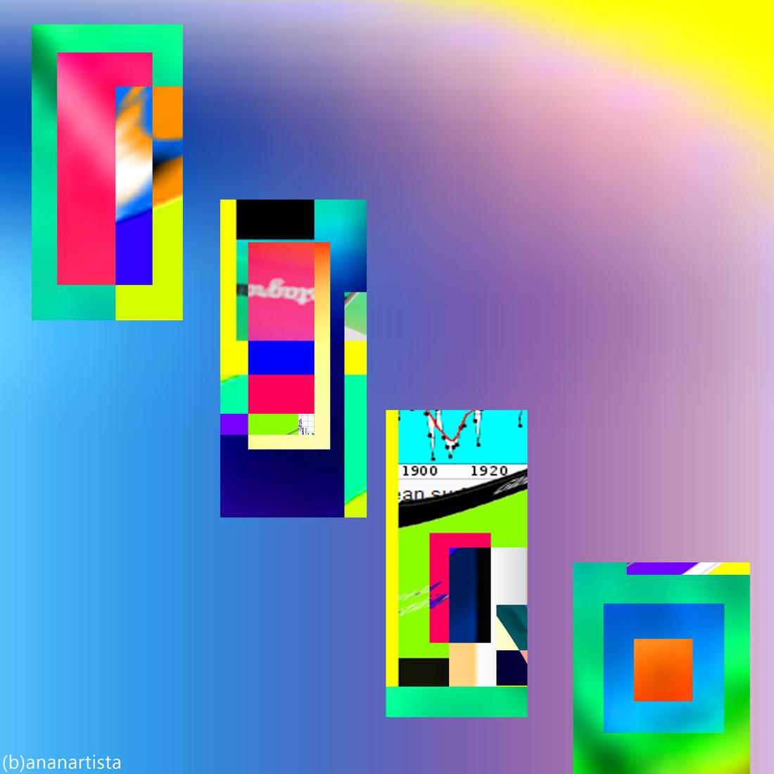 global warming digital art by (b)ananartista sbuff