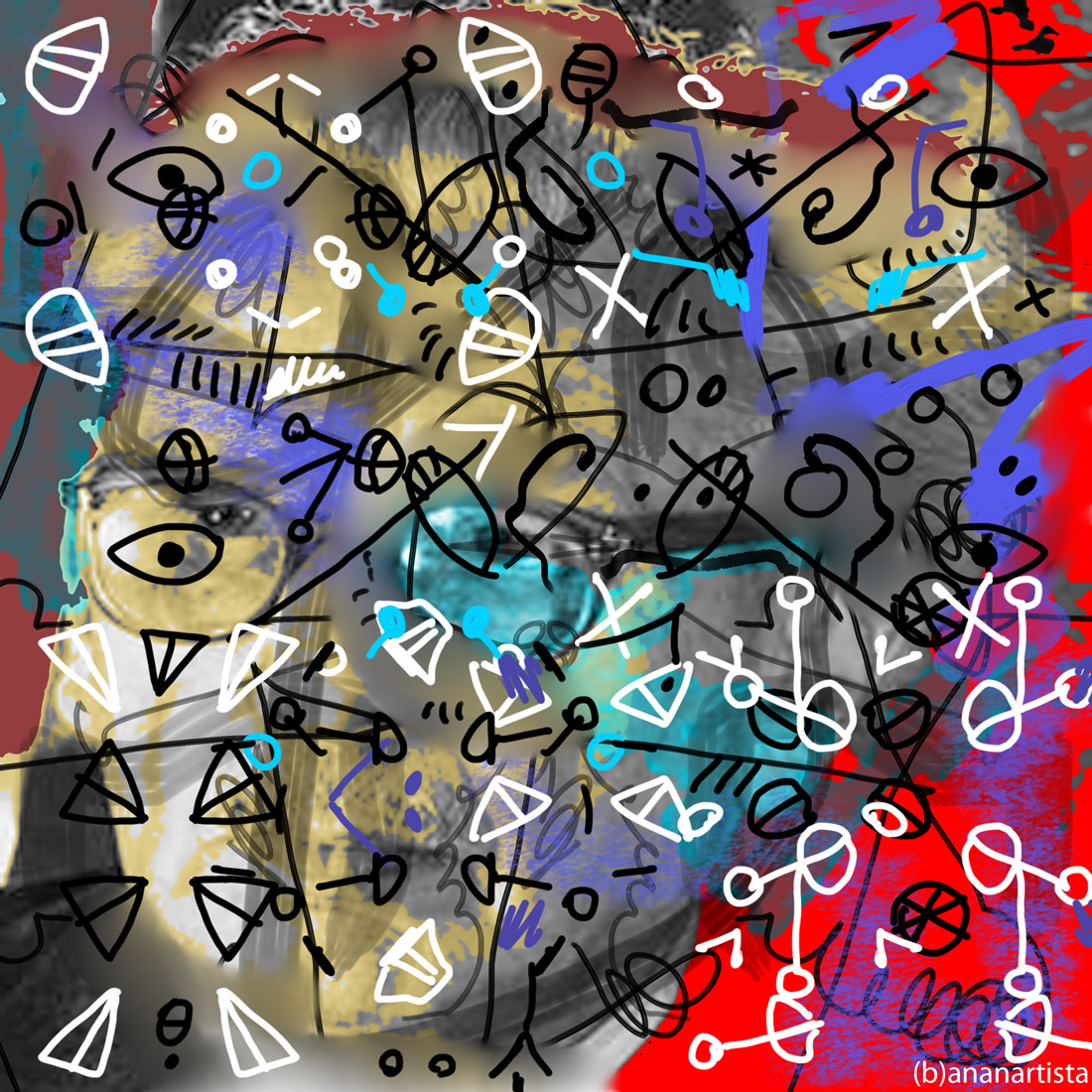 ludwig binswanger: digital portrait by (b)ananartista sbuff