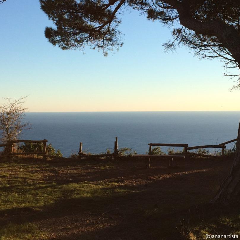 meditazioni mediterranee: panorama di (b)ananartista sbuff