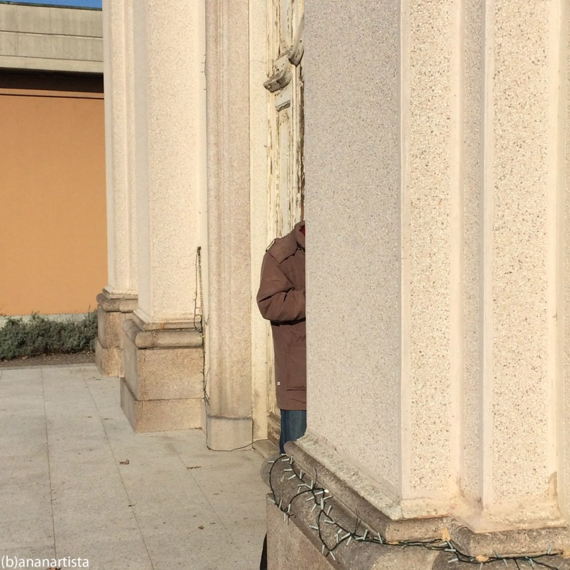 l'uomo invisibile: fotografia di (b)ananartista sbuff