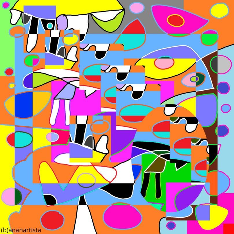 aeroplanino: digital painting by (b)ananartista sbuff