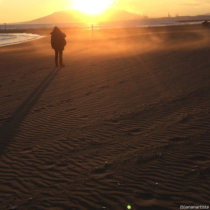tramonto esplosivo fotografia di (b)ananartista sbuff