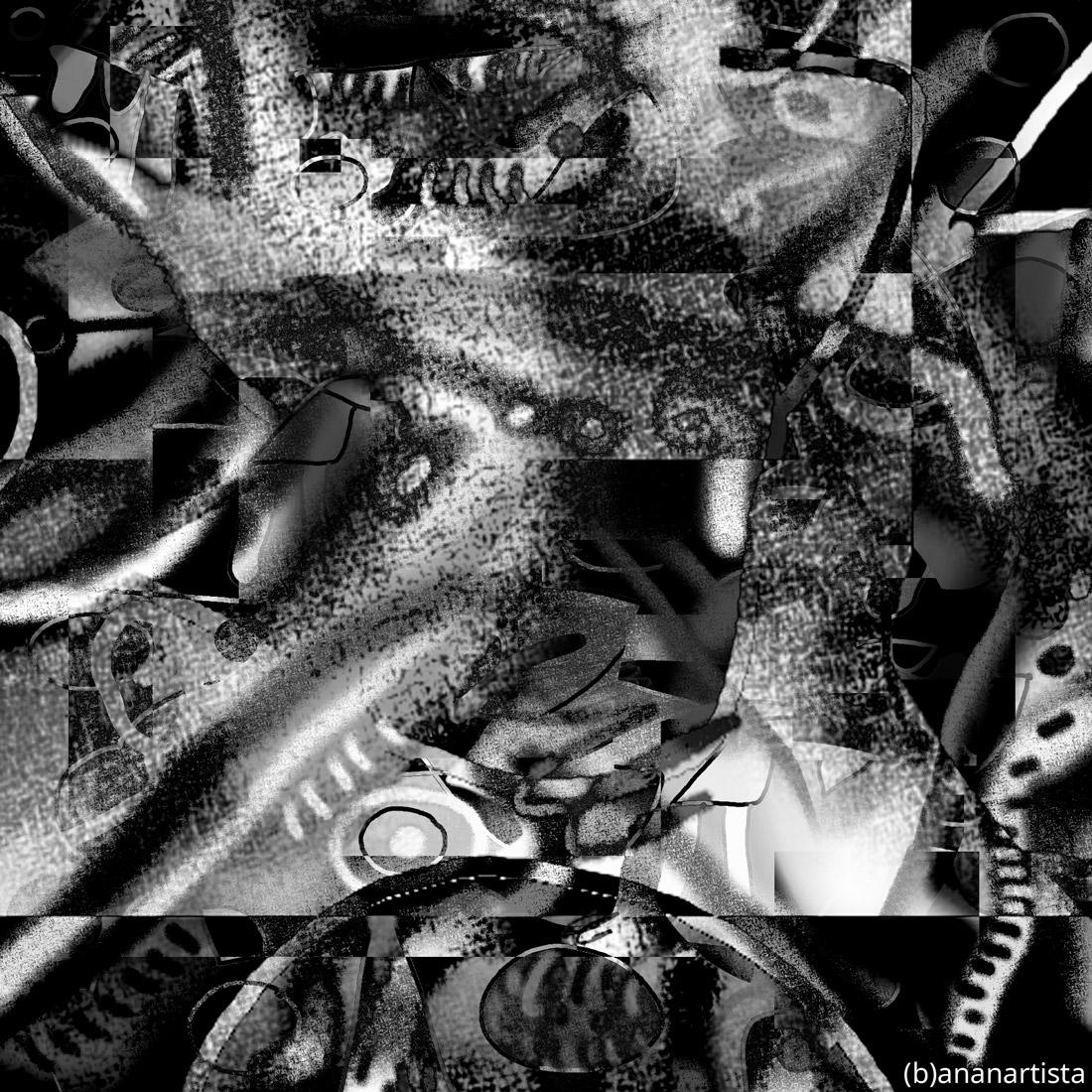 Fecondazione nera: artwork by (b)ananartista sbuff