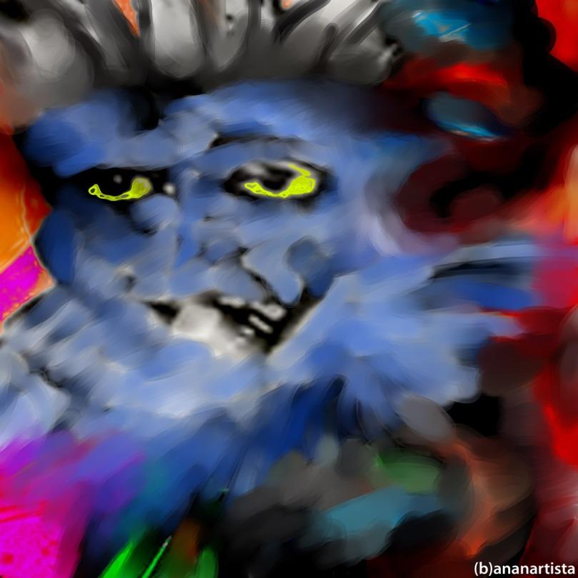 the grand grimoire: digital art by (b)ananartista sbuff
