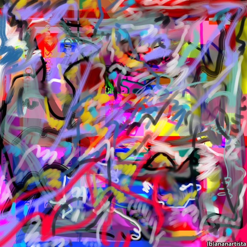 wanting and liking: digital art by (b)ananartista sbuff