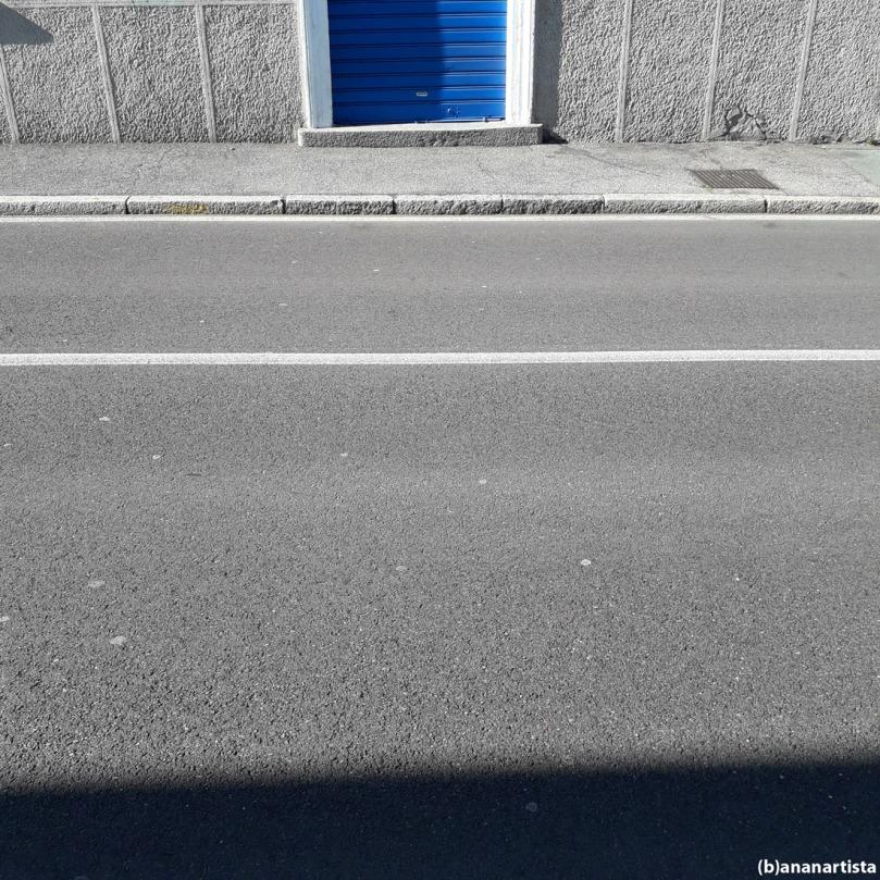 porta senza fine: fotografia di (b)ananartista sbuff