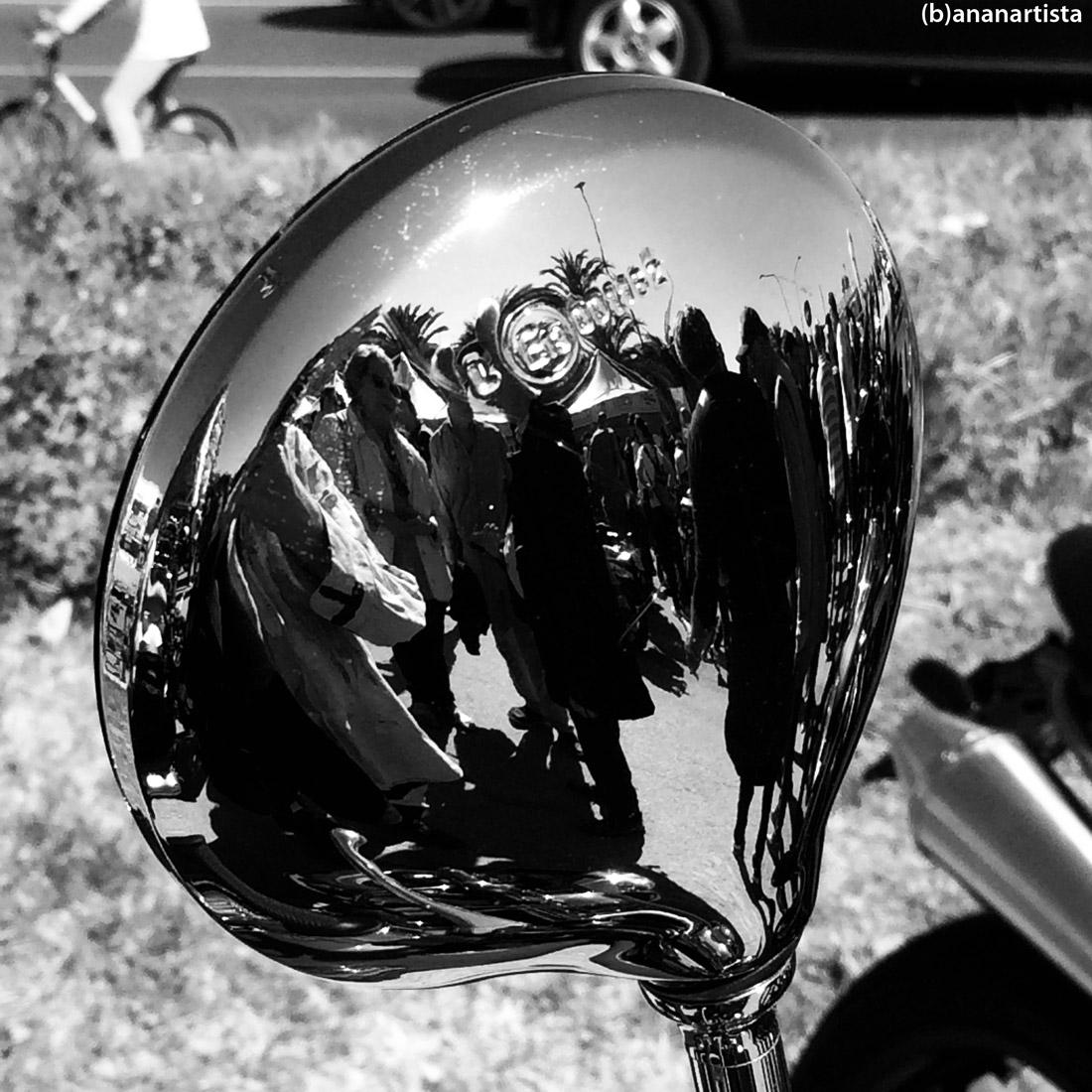 specchio delle mie brame: fotografia di (b)ananartista sbuff
