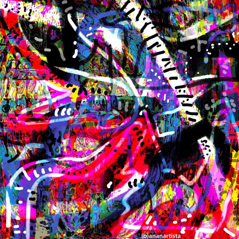 ascetic yoga: digital painting by (b)ananartista sbuff
