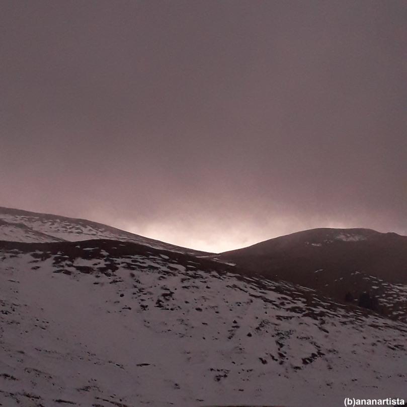 alpine landscape sunset photography by (b)ananartista sbuff