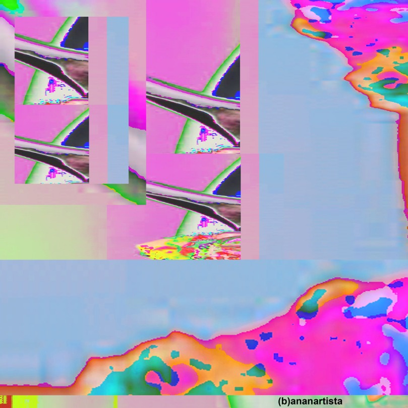 minestrone afrodisiaco: glitch digital art by (b)ananartista sbuff