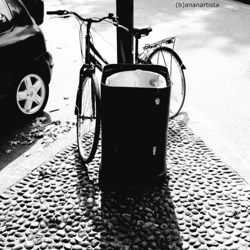ruota bicicletta destino: fotografia di (b)ananartista sbuff