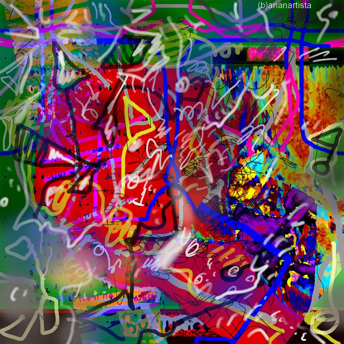 positivismo: digital art by (b)ananartista sbuff