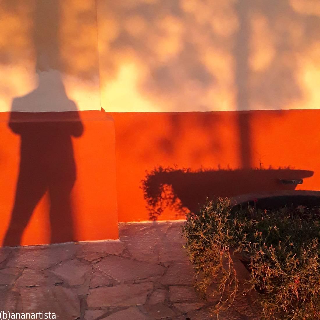 ombre rosse - fotografia di (b)ananartista sbuff