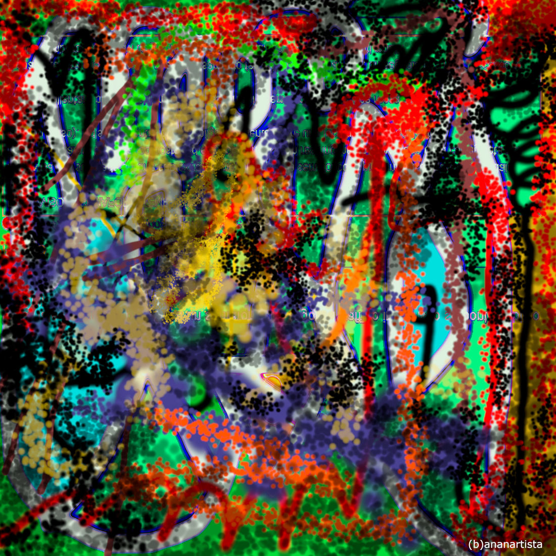 semaforo : digital art by (b)ananartista sbuff
