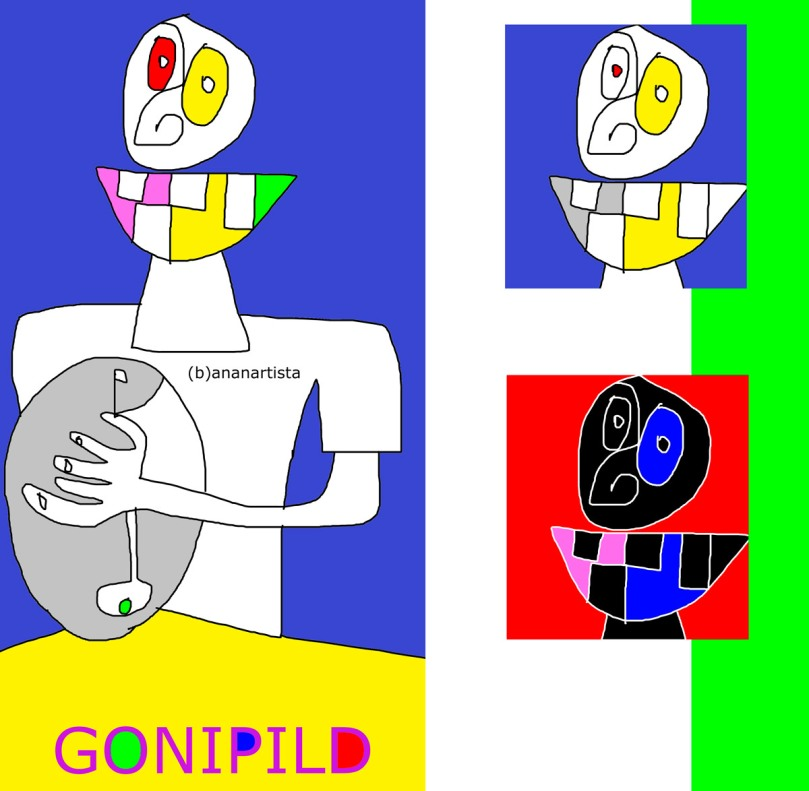 GONIPILD by (b)ananartista sbuff