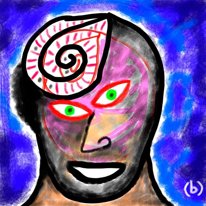 ritratto dell'artista by (b)ananartista sbuff
