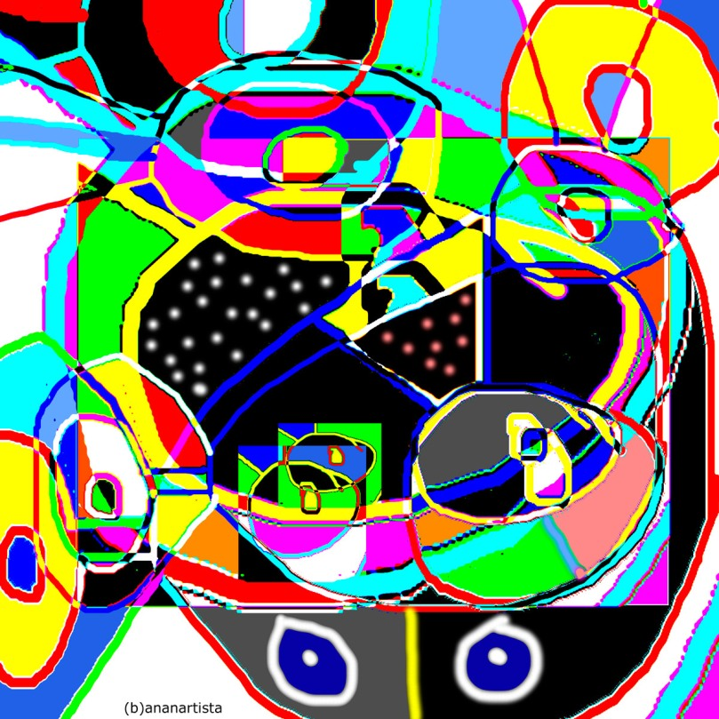 vuotismo internazionale _ digital painting by (b)ananartista sbuff