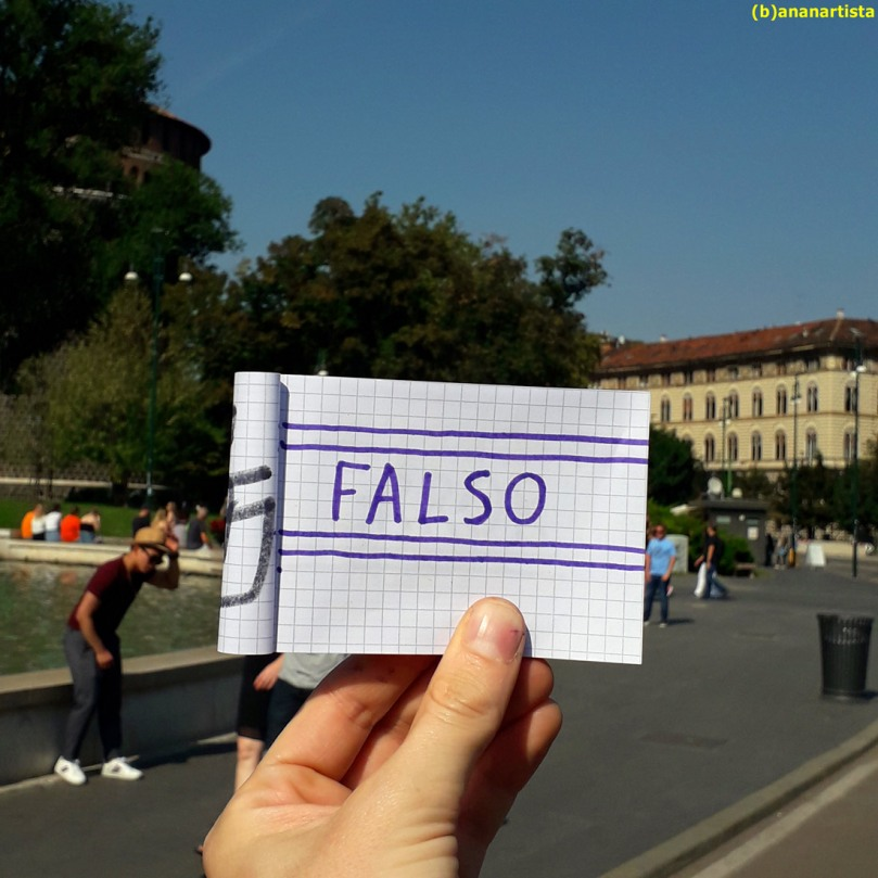 falso castello sforzesco by (b)ananartista sbuff
