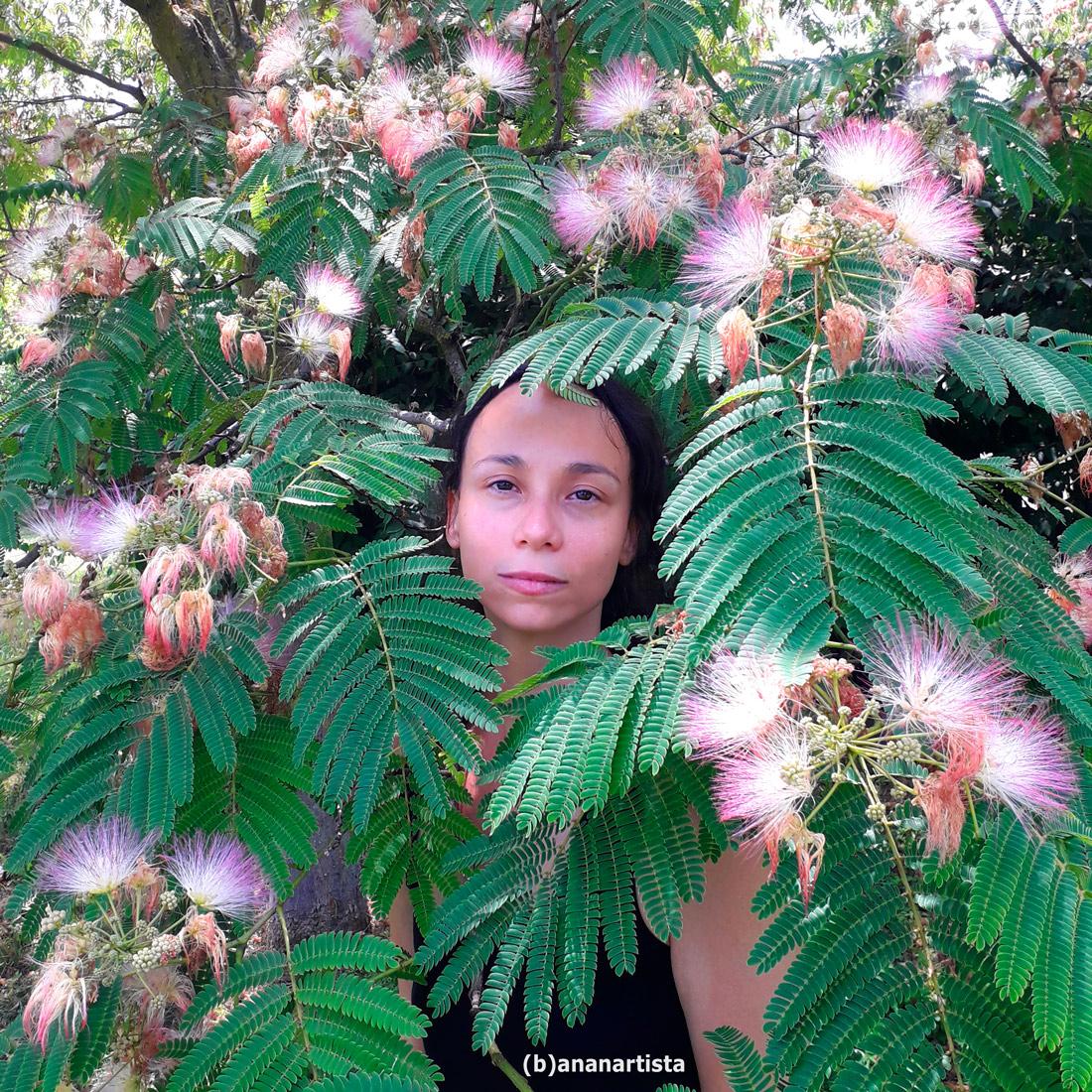 wayuu girl in the amazon jungle portrait by (b)ananartista sbuff