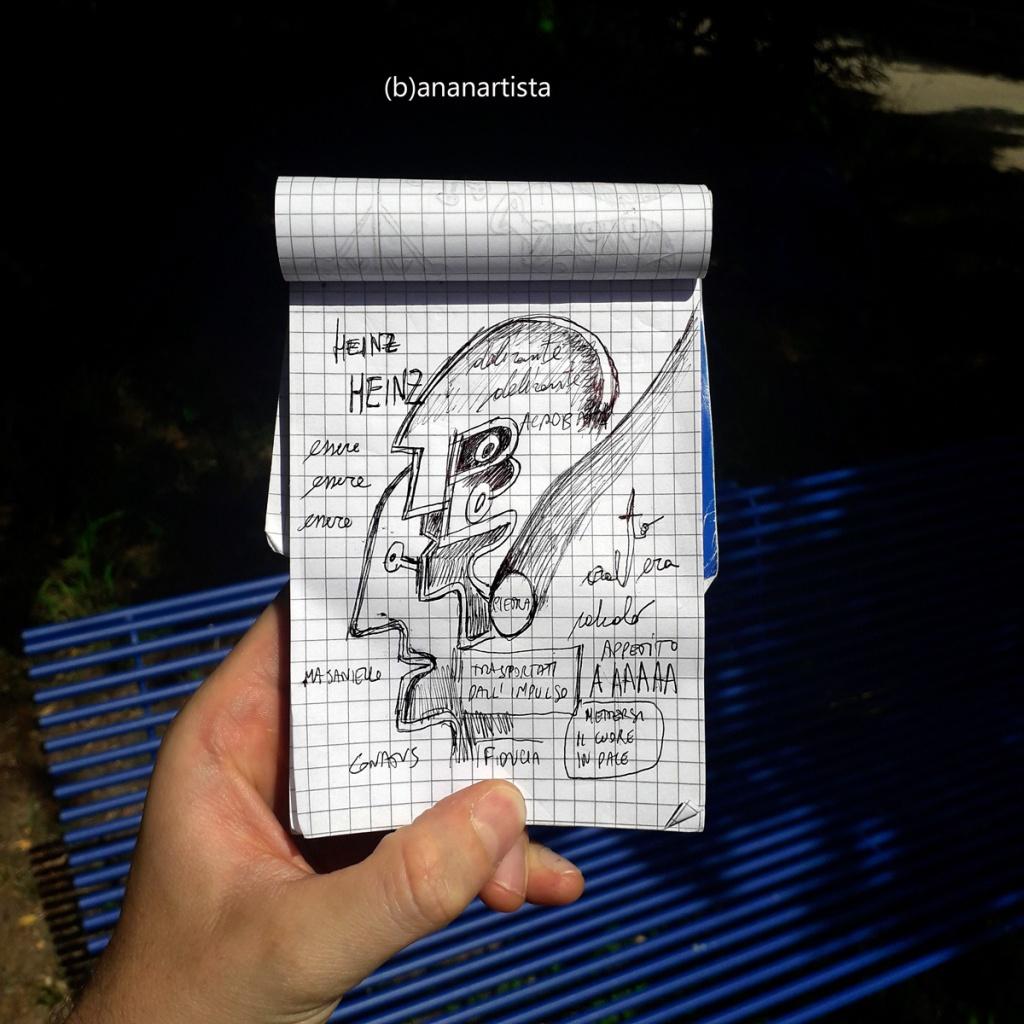 essere heinz sketch di (b)ananartista sbuff