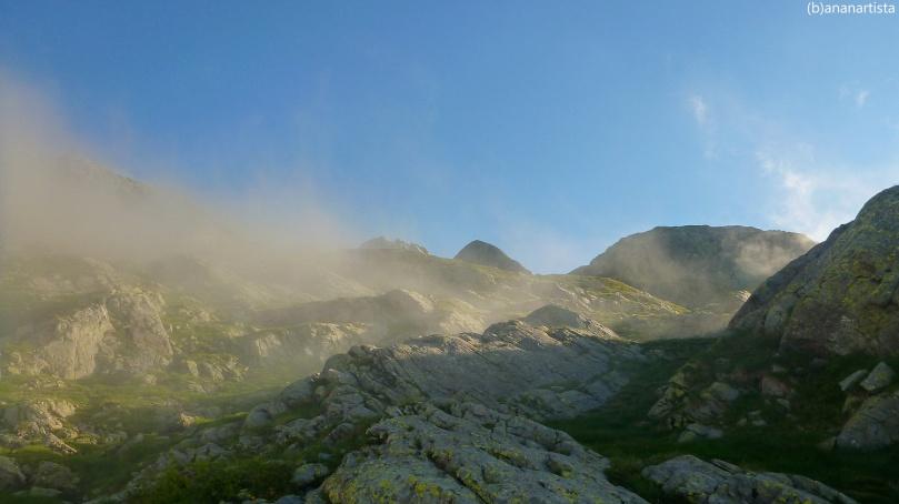 geheimnisvolle Landschaft paesaggio misterioso di (b)ananartista sbuff