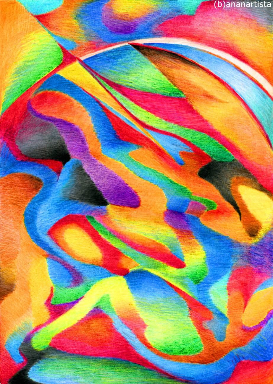 arcobaleno nella valle dell'eden by (b)ananartista sbuff