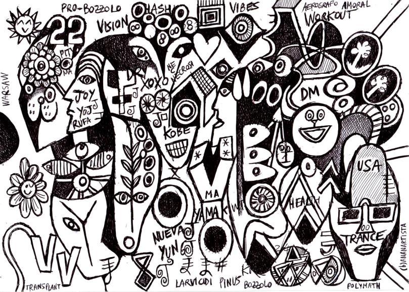 amoral vision by (b)ananartista sbuff art