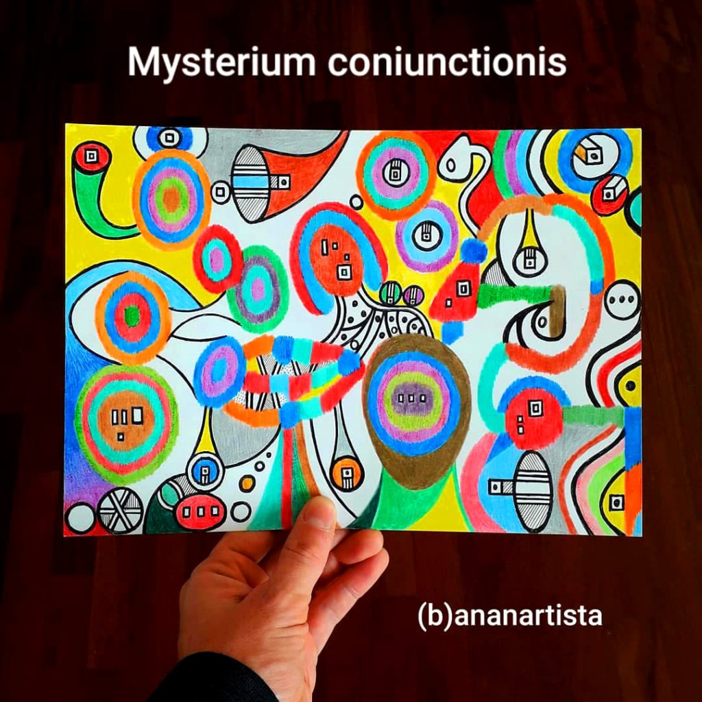 Mysterium coniunctionis  by (b)ananartista sbuff